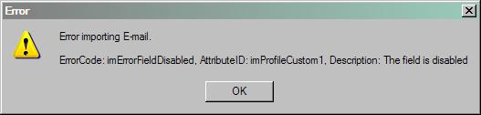 Metadata misfire: imErrorFieldDisabled | FileSite close-up