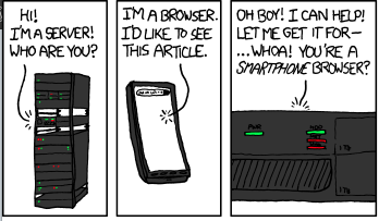 Server Attention Span – funny