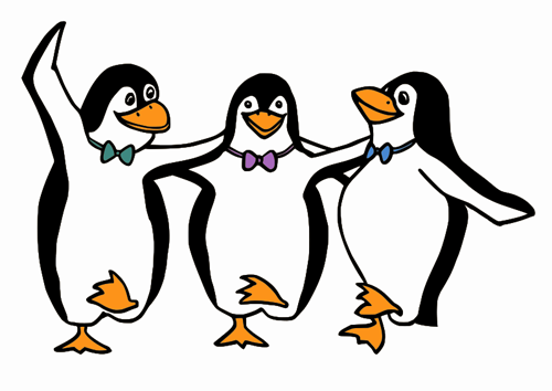 Penguin Dance – E-Books blocked/available via Libraries